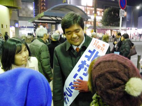 桜木さん、北村さんを押し上げてください_b0190576_23365846.jpg
