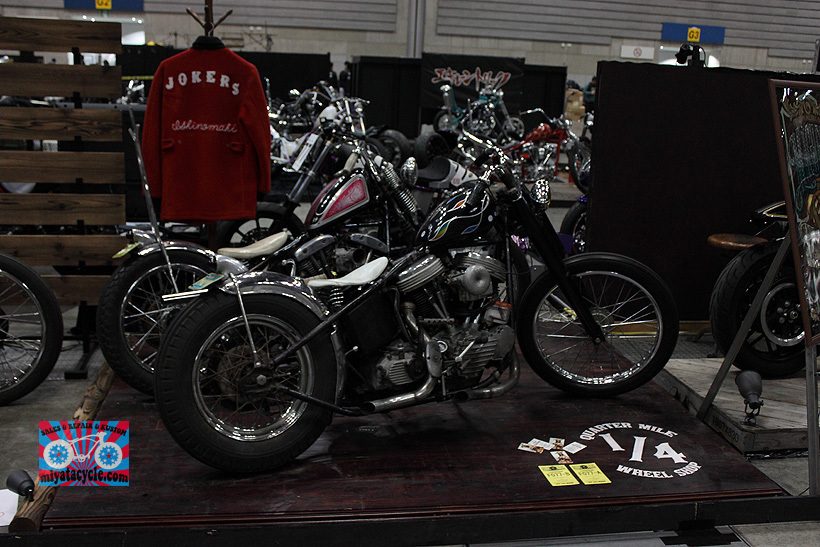 『 26th YOKOHAMA HOT ROD CUSTOM SHOW 』エントリーのモーターサイクル 1_e0126901_09052016.jpg