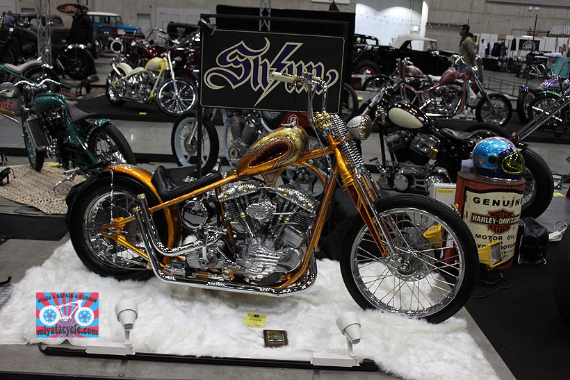 『 26th YOKOHAMA HOT ROD CUSTOM SHOW 』エントリーのモーターサイクル 2_e0126901_10561365.jpg