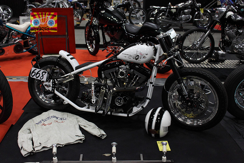 『 26th YOKOHAMA HOT ROD CUSTOM SHOW 』エントリーのモーターサイクル 2_e0126901_10561905.jpg