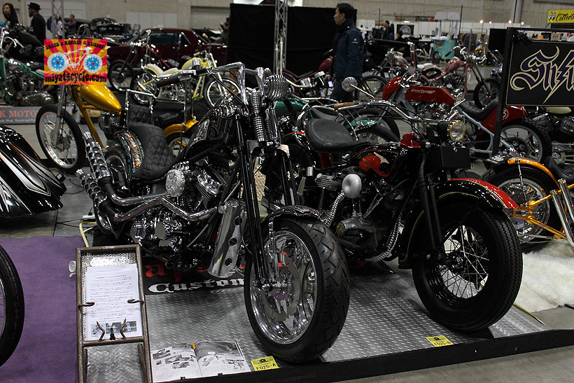 『 26th YOKOHAMA HOT ROD CUSTOM SHOW 』エントリーのモーターサイクル 2_e0126901_10562300.jpg