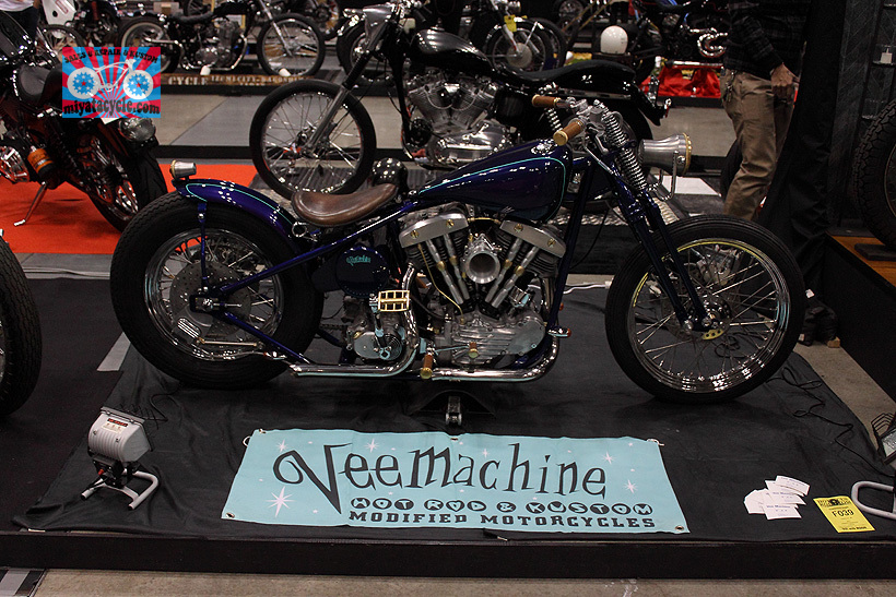 『 26th YOKOHAMA HOT ROD CUSTOM SHOW 』エントリーのモーターサイクル 2_e0126901_10562846.jpg