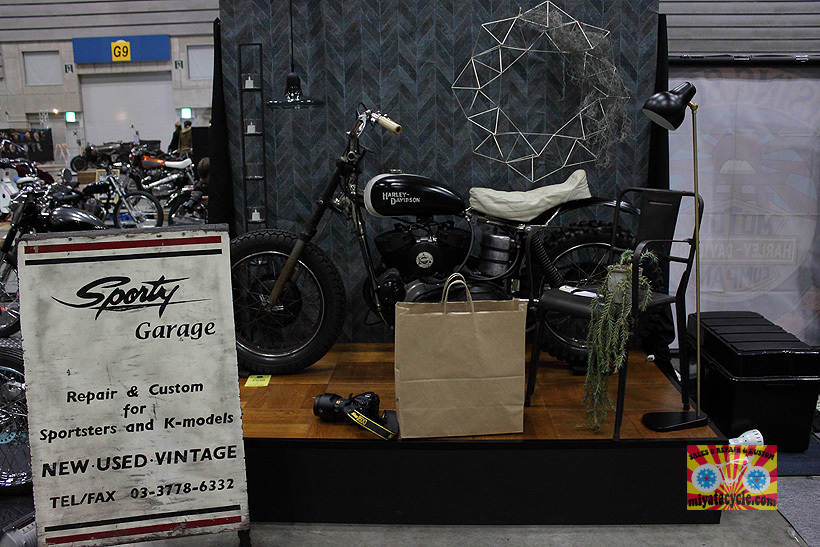 『 26th YOKOHAMA HOT ROD CUSTOM SHOW 』エントリーのモーターサイクル 2_e0126901_10563456.jpg