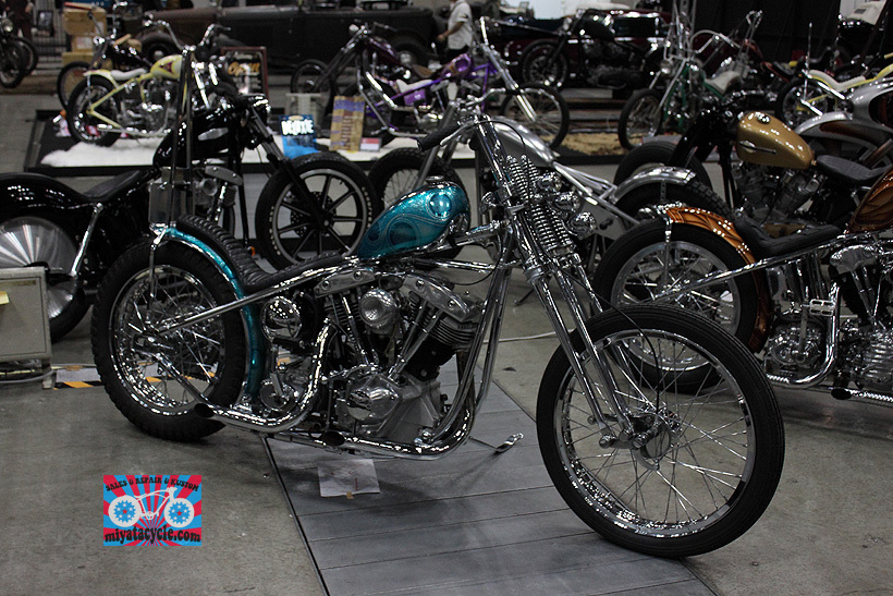 『 26th YOKOHAMA HOT ROD CUSTOM SHOW 』エントリーのモーターサイクル 2_e0126901_10564484.jpg