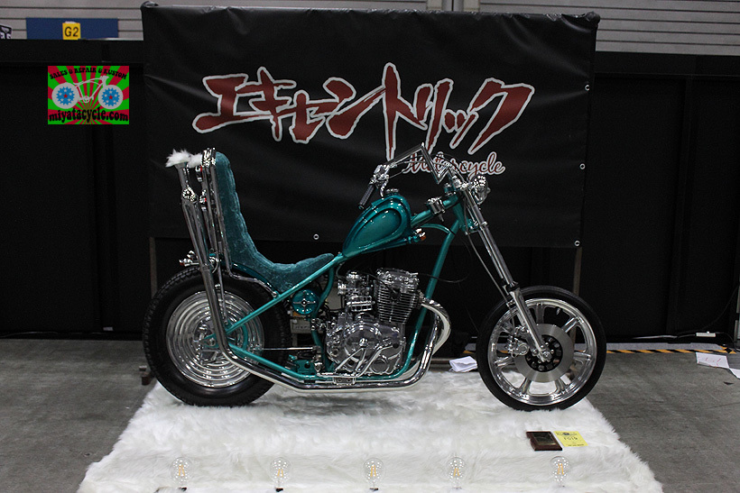 『 26th YOKOHAMA HOT ROD CUSTOM SHOW 』エントリーのモーターサイクル 2_e0126901_10565535.jpg