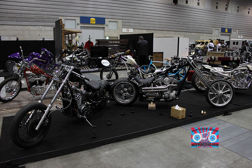 『 26th YOKOHAMA HOT ROD CUSTOM SHOW 』エントリーのモーターサイクル 2_e0126901_10570360.jpg