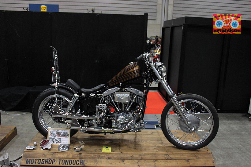 『 26th YOKOHAMA HOT ROD CUSTOM SHOW 』エントリーのモーターサイクル 2_e0126901_10570722.jpg
