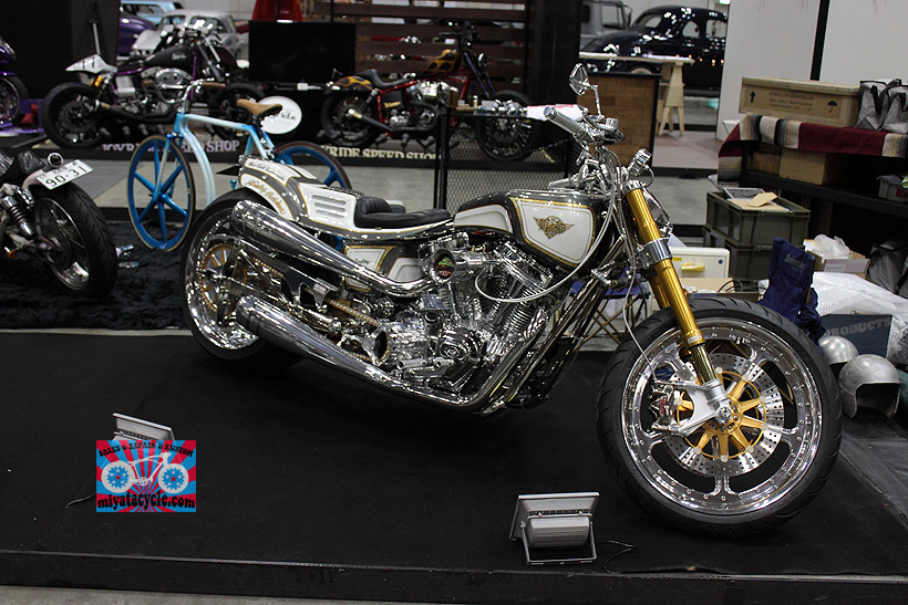 『 26th YOKOHAMA HOT ROD CUSTOM SHOW 』エントリーのモーターサイクル 2_e0126901_10571678.jpg