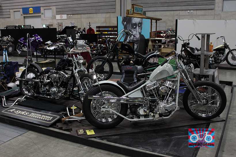 『 26th YOKOHAMA HOT ROD CUSTOM SHOW 』エントリーのモーターサイクル 2_e0126901_10572044.jpg