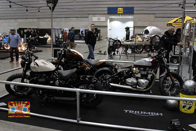 『 26th YOKOHAMA HOT ROD CUSTOM SHOW 』エントリーのモーターサイクル 2_e0126901_10573175.jpg