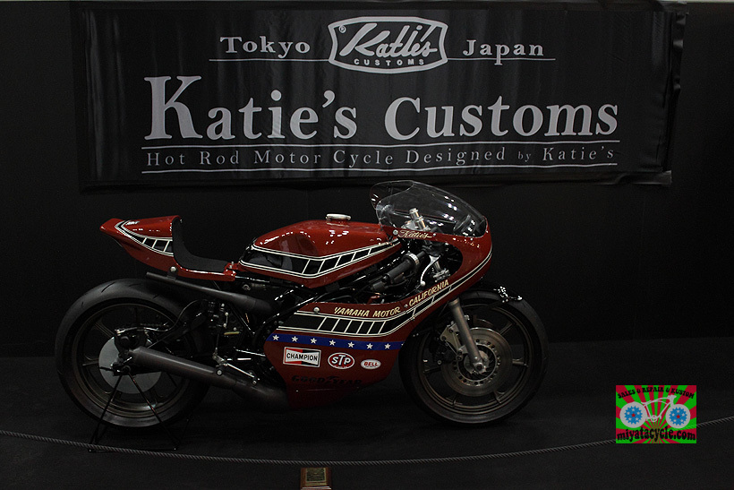 『 26th YOKOHAMA HOT ROD CUSTOM SHOW 』エントリーのモーターサイクル 2_e0126901_10573749.jpg