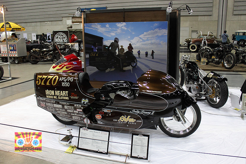 『 26th YOKOHAMA HOT ROD CUSTOM SHOW 』エントリーのモーターサイクル 2_e0126901_10574191.jpg