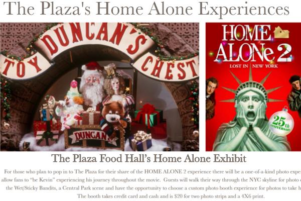 NYのプラザ・ホテルが『ホーム・アローン2』25周年記念宿泊パッケージ発売中_b0007805_0464628.jpg