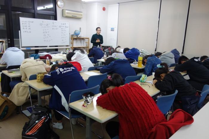 冬期講習、そしてクリスマス会_d0116009_06163258.jpg