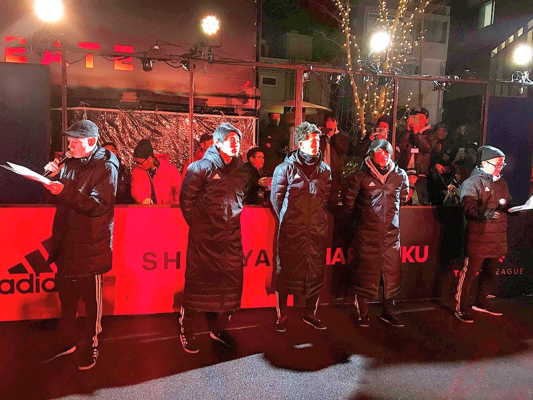 adidas predator presents tango league 渋谷vs原宿_c0063445_02482951.jpeg