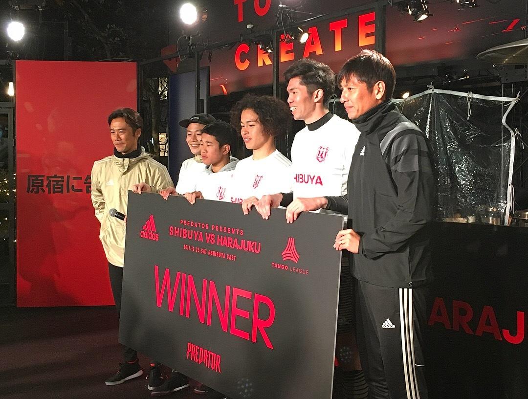 adidas predator presents tango league 渋谷vs原宿_c0063445_02485613.jpeg