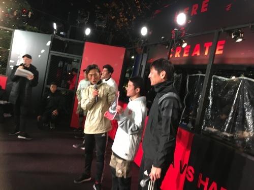adidas predator presents tango league 渋谷vs原宿_c0063445_02511001.jpeg