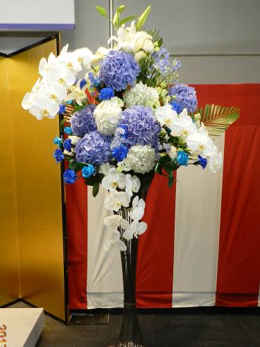 スタンド花 式典_a0302448_19091245.jpg