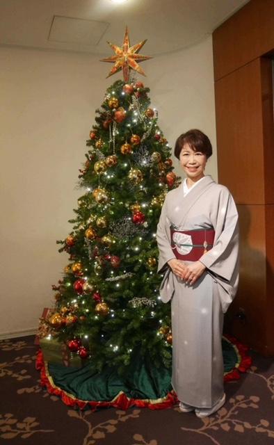 クリスマス会最終・多津子さまコーディネイト・還暦サンタ登場_f0181251_16295855.jpg