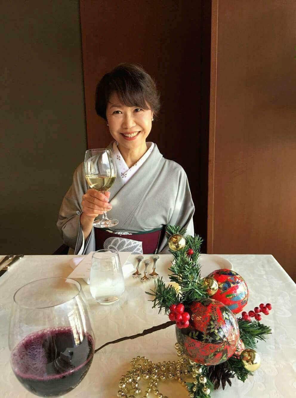 クリスマス会最終・多津子さまコーディネイト・還暦サンタ登場_f0181251_1630553.jpg