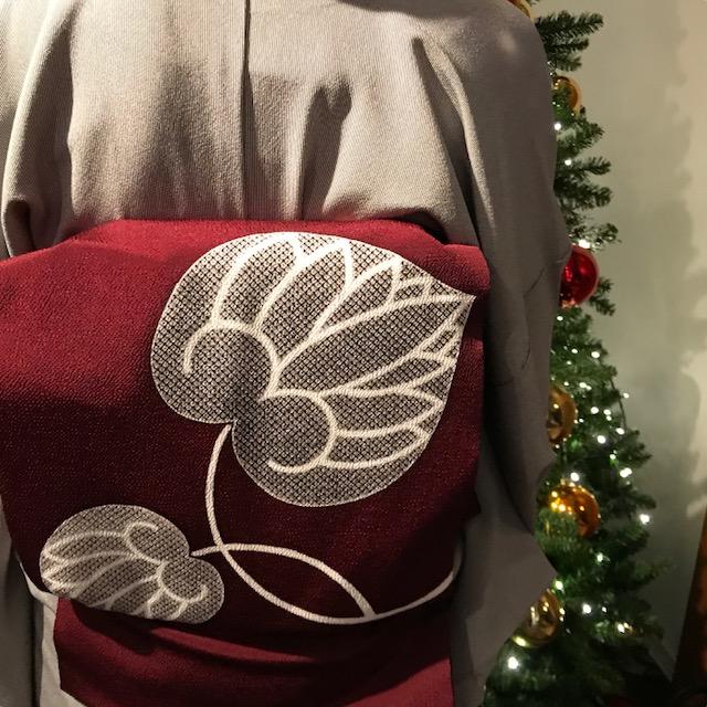 クリスマス会最終・多津子さまコーディネイト・還暦サンタ登場_f0181251_16341125.jpg