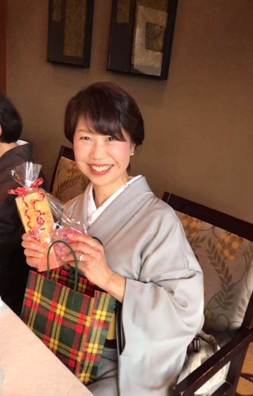 クリスマス会最終・多津子さまコーディネイト・還暦サンタ登場_f0181251_16373886.jpg
