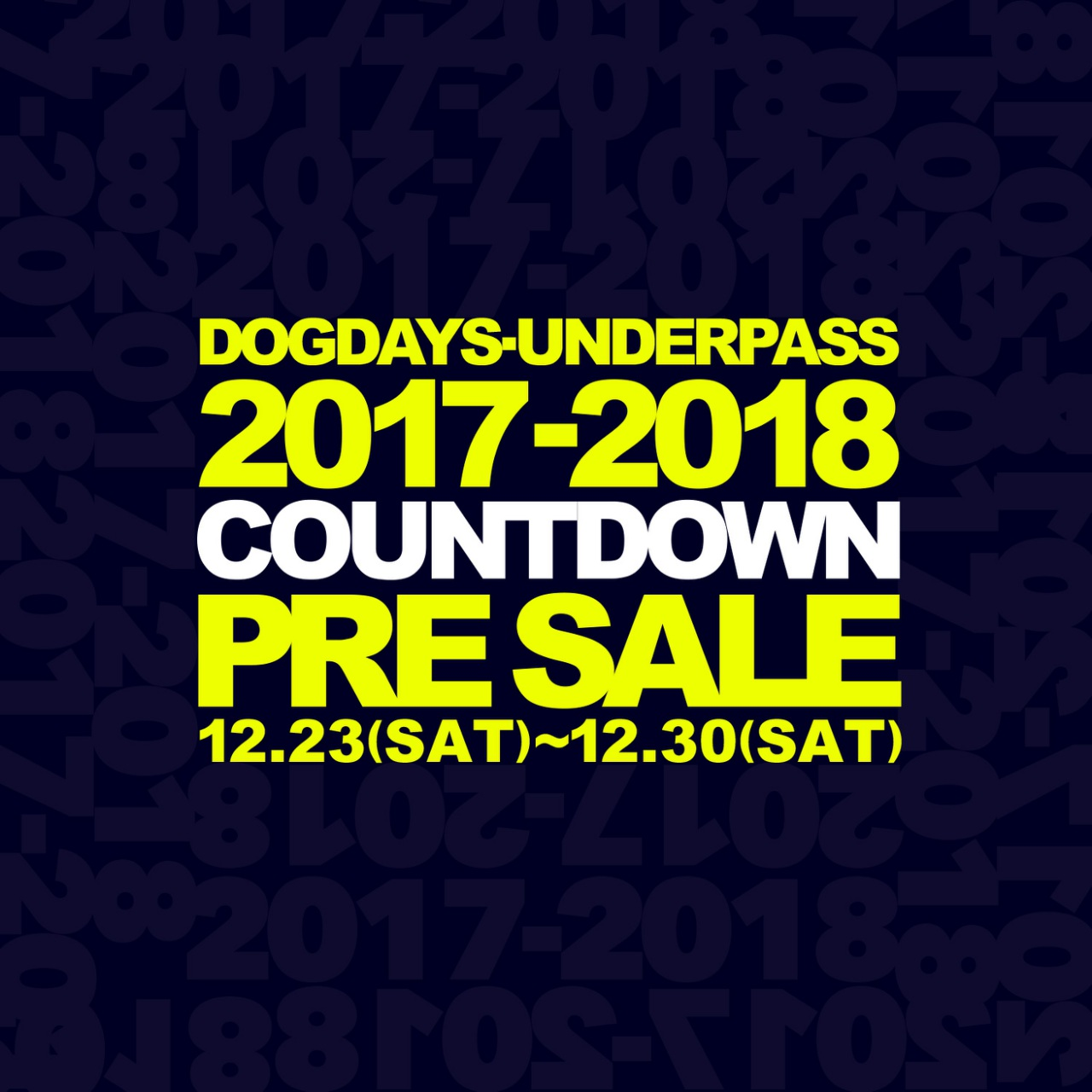 DOGDAYS - 2017-2018 COUNTDOWN PRE SALE Products Vol.2_f0020773_19562155.jpg
