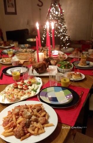 ◆クリスマスホームパーティ_e0154682_23271768.jpg