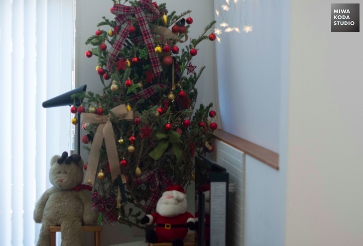December 24, 2017 メリークリスマス Merry Christmas_a0307186_08585441.jpg
