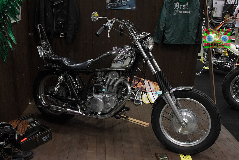 『 26th YOKOHAMA HOT ROD CUSTOM SHOW 』エントリーのモーターサイクル 3_e0126901_11093869.jpg