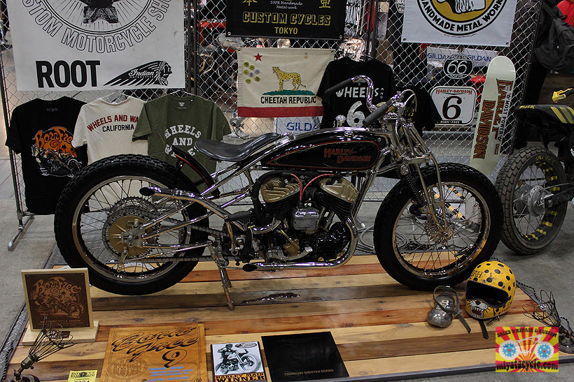 『 26th YOKOHAMA HOT ROD CUSTOM SHOW 』エントリーのモーターサイクル 3_e0126901_11100314.jpg
