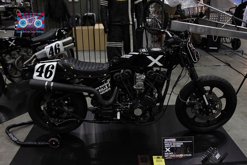 『 26th YOKOHAMA HOT ROD CUSTOM SHOW 』エントリーのモーターサイクル 3_e0126901_11102507.jpg