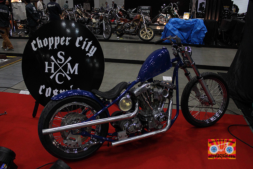 『 26th YOKOHAMA HOT ROD CUSTOM SHOW 』エントリーのモーターサイクル 3_e0126901_11104192.jpg