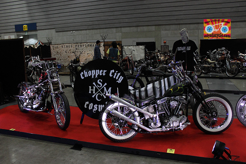 『 26th YOKOHAMA HOT ROD CUSTOM SHOW 』エントリーのモーターサイクル 3_e0126901_11104942.jpg