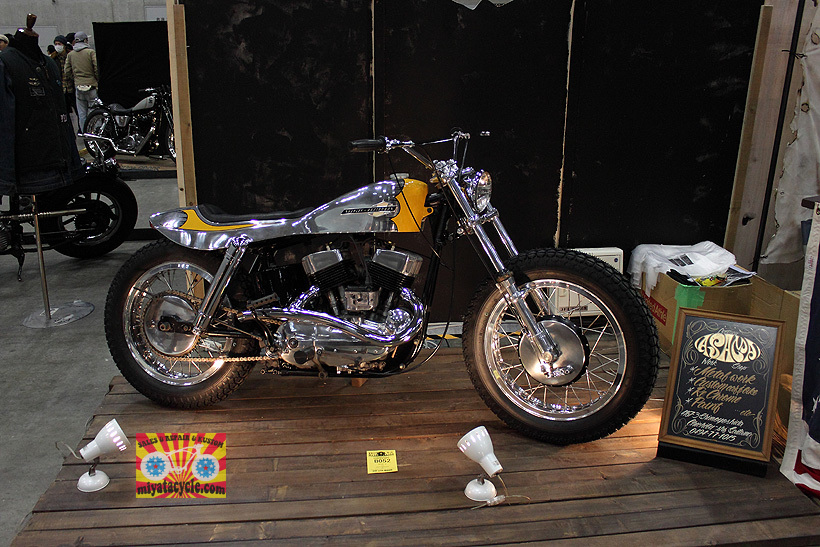 『 26th YOKOHAMA HOT ROD CUSTOM SHOW 』エントリーのモーターサイクル 3_e0126901_11111578.jpg
