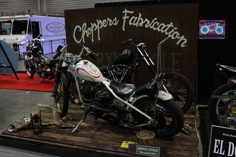『 26th YOKOHAMA HOT ROD CUSTOM SHOW 』エントリーのモーターサイクル 3_e0126901_11112441.jpg