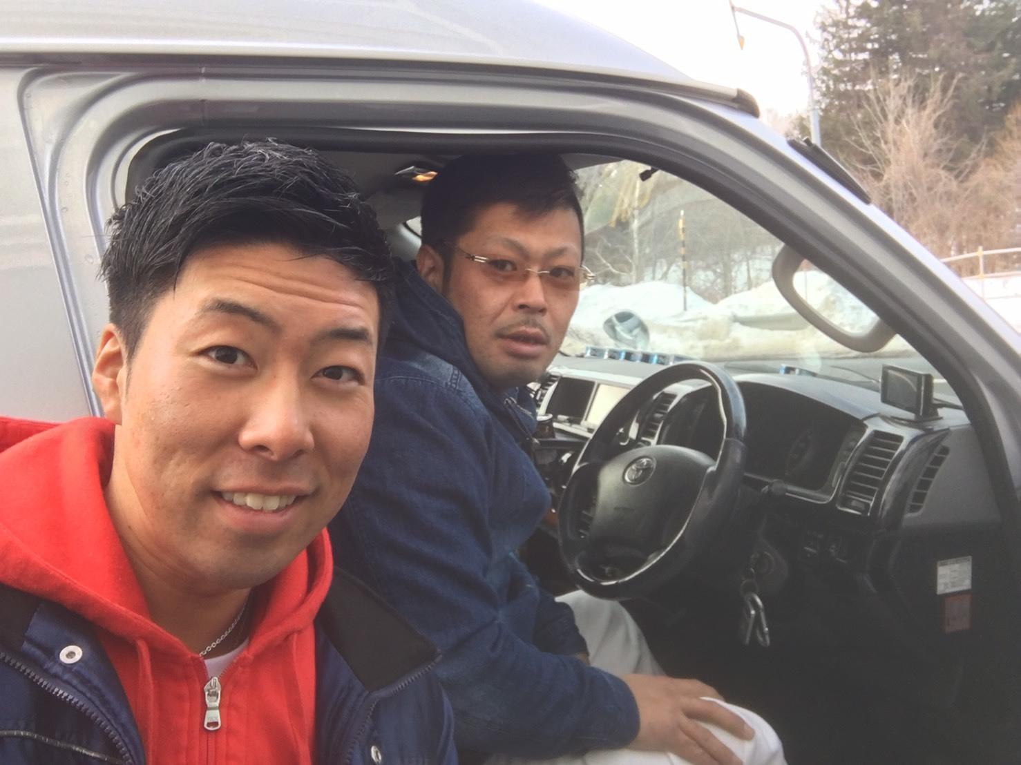 12月25(月)トミーベース カスタムブログ☆ナビゲーター ハマーH2 デリカ納車☆_b0127002_13355363.jpg