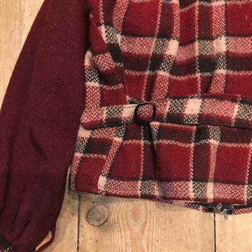 1930\'s Vintag All Wool Sports JKT_a0182112_16054372.jpg