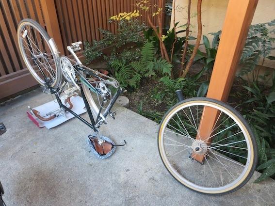自転車チェーン清掃_c0016913_17134004.jpg