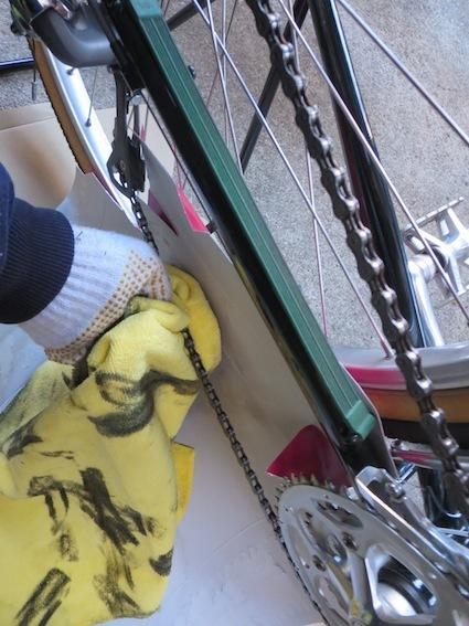 自転車チェーン清掃_c0016913_17151207.jpg