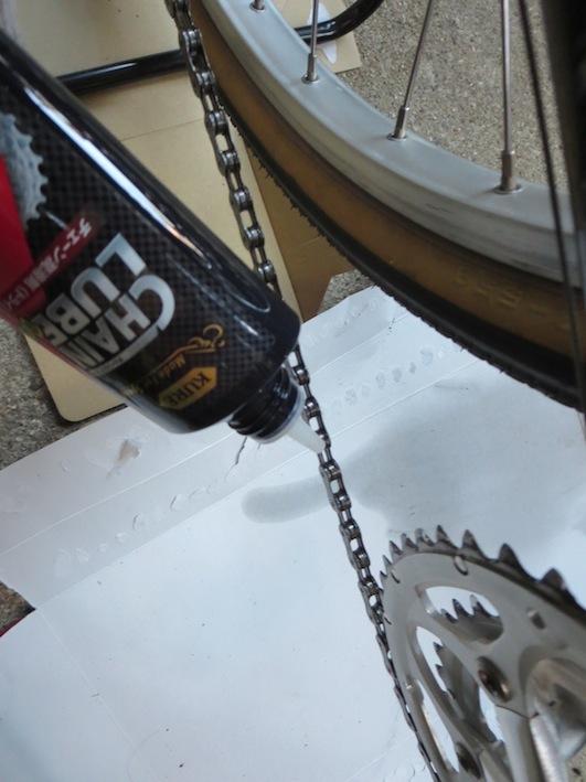 自転車チェーン清掃_c0016913_17152997.jpg