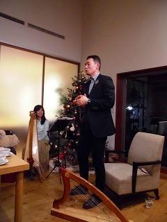 フェアリークリスマス☆第一部_c0200917_23300371.jpg