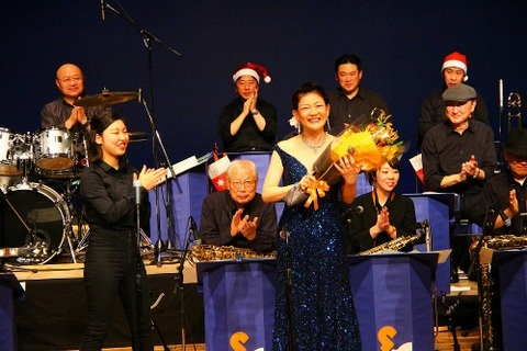 Groovin´Sounds Orch.17concert:40周年記念へ_f0205317_22523773.jpg