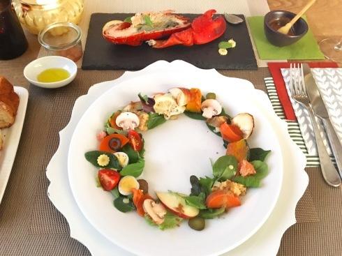 クリスマスの食卓を今あるモノで飾る!_e0262430_10120998.jpg