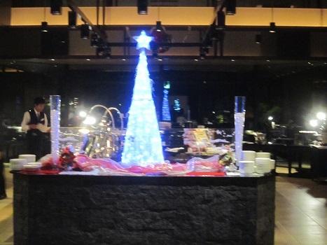 雨のクリスマス_b0177436_22285866.jpg