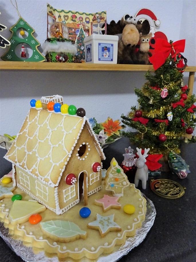 クリスマス ディナー_d0356844_13534907.jpg