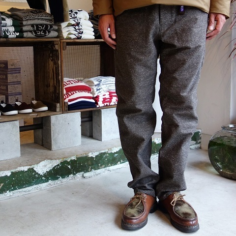 THE NORTH FACE PURPLE LABEL : Jazz Nep Mountain Pants With Belt_a0234452_20322957.jpg