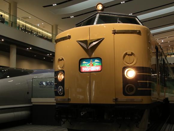 583系 シャーレ 軽井沢 京都鉄道博物館にて!_d0202264_1941529.jpg