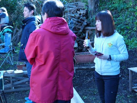 カッちゃん邸の餅つき大会で「北鎌倉の恵み」大好評!12・23_c0014967_7174347.jpg