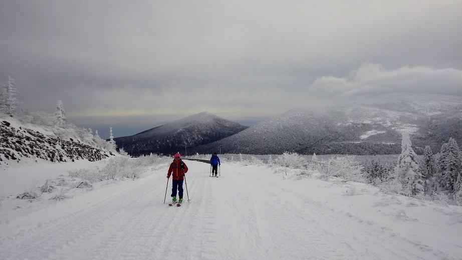 山スキー講習会・刈田岳 ~ 2017年12月24日_f0170180_03224866.jpg
